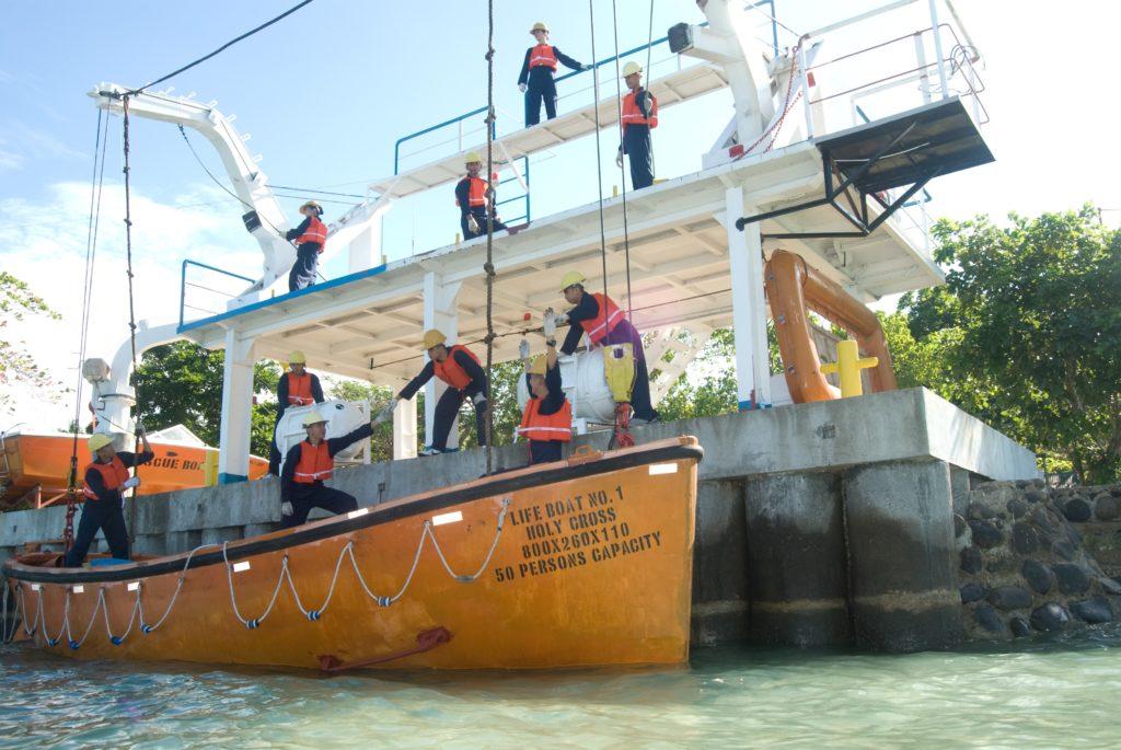 Maritime Training Academy - Irish Nautical Trust